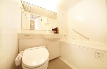 Hotel Sunroute Nagano - Bathroom  - #0