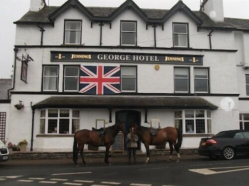 . The George Hotel