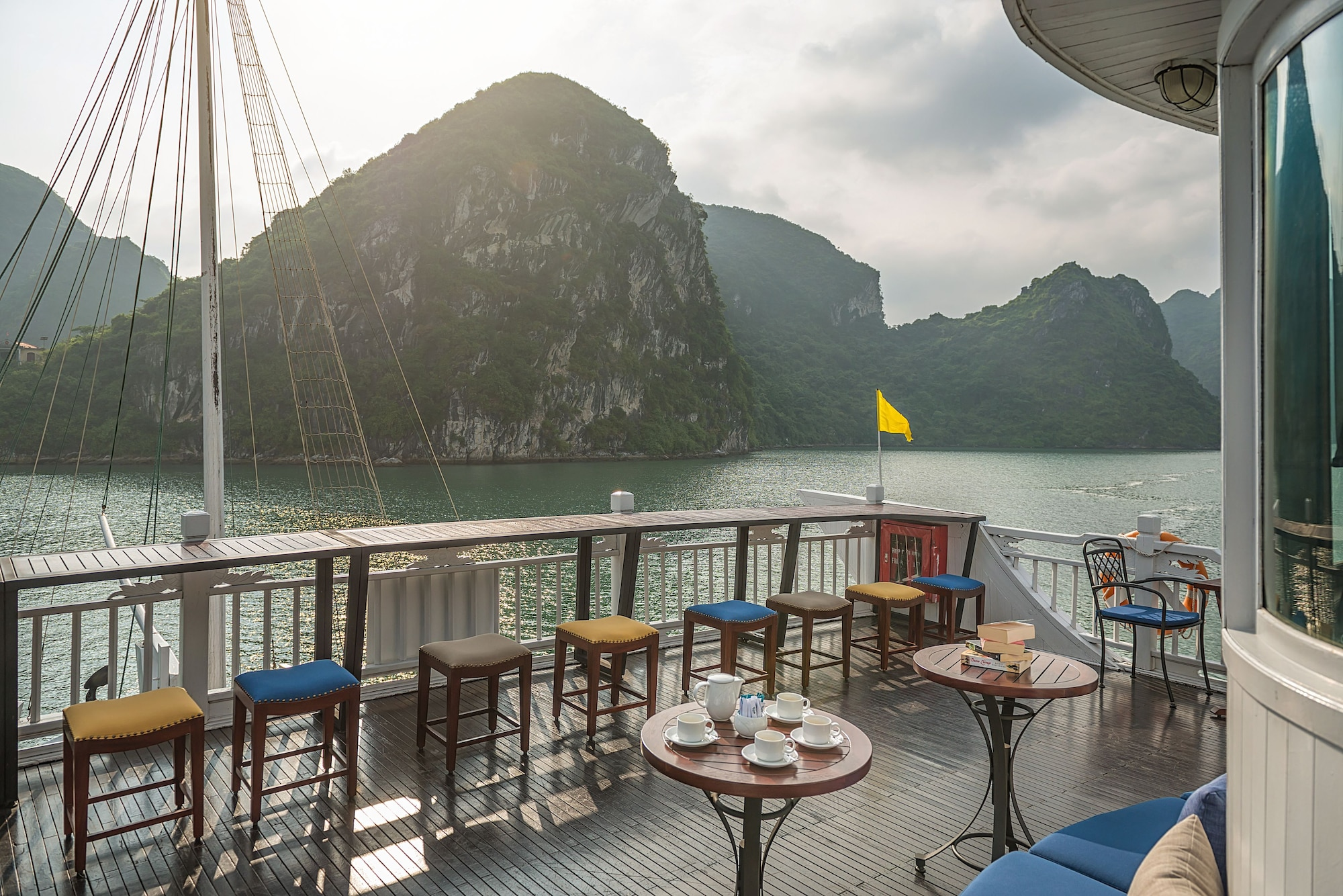 Paradise Luxury Cruise, Hạ Long