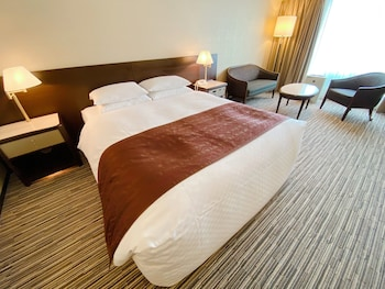 スタンダードダブル クイーンサイズベッド 禁煙|ホテルニュー長崎