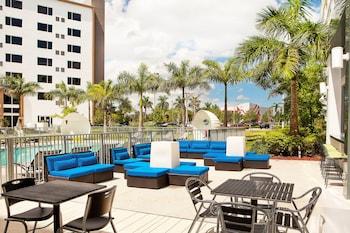 Hotel - Aloft Miami Doral
