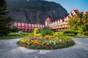 Hotel - Three Valley Lake Chateau