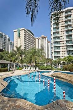 波旁巴拉達蒂茹卡住宅飯店 Bourbon Barra da Tijuca Residence