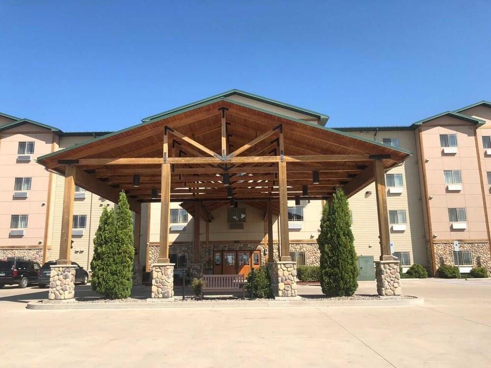 수리 밸리 스위트(Souris Valley Suites) Hotel Image 21 - Building design
