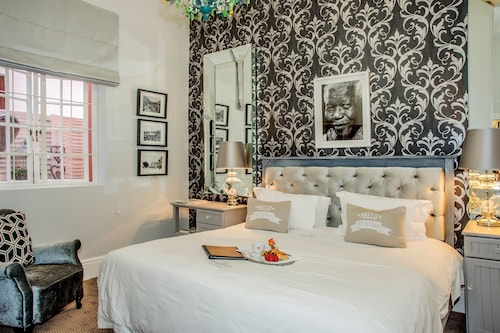 The Villa Rosa Bed and Breakfast, City of Cape Town