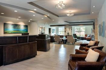 Lobby at Residence Inn San Diego Del Mar in San Diego