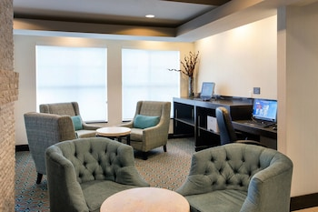 Business Center at Residence Inn San Diego Del Mar in San Diego