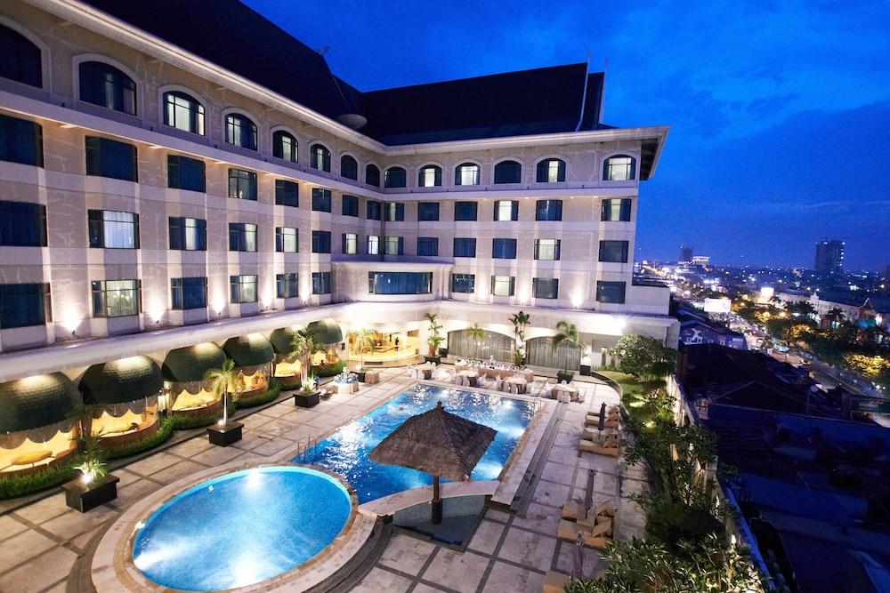 北乾巴魯賈特拉大飯店