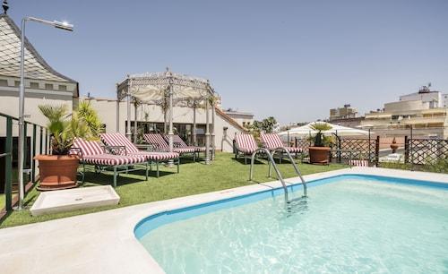 Hotel ILUNION Mérida Palace, Badajoz