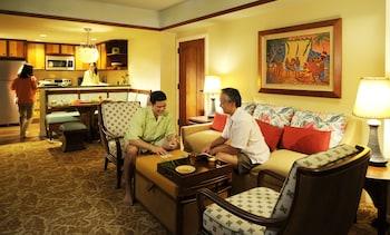Villa, 1 Bedroom, Garden View