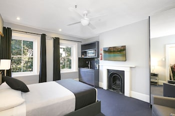 Superior Double Studio Terrace with Shared Bathroom