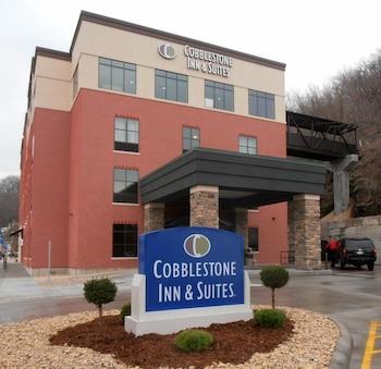 鵝卵石套房飯店 - 馬奎特/普萊利爾杜鎮 Cobblestone Inn & Suites - Marquette/Prairie du Chien