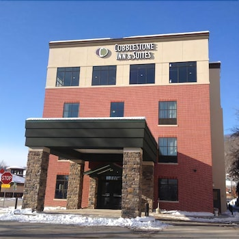 Hotel - Cobblestone Inn & Suites - Marquette