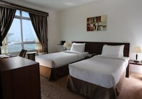 Deluxe Room Sea View Twin Bed