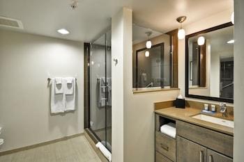 Bathroom at Hyatt House Atlanta Cobb Galleria in Atlanta