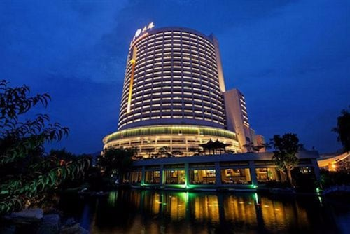 Shandong Hotel, Jinan