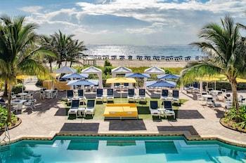 龐帕諾海灘/海濱勞德代爾堡萬豪飯店 Fort Lauderdale Marriott Pompano Beach Resort and Spa