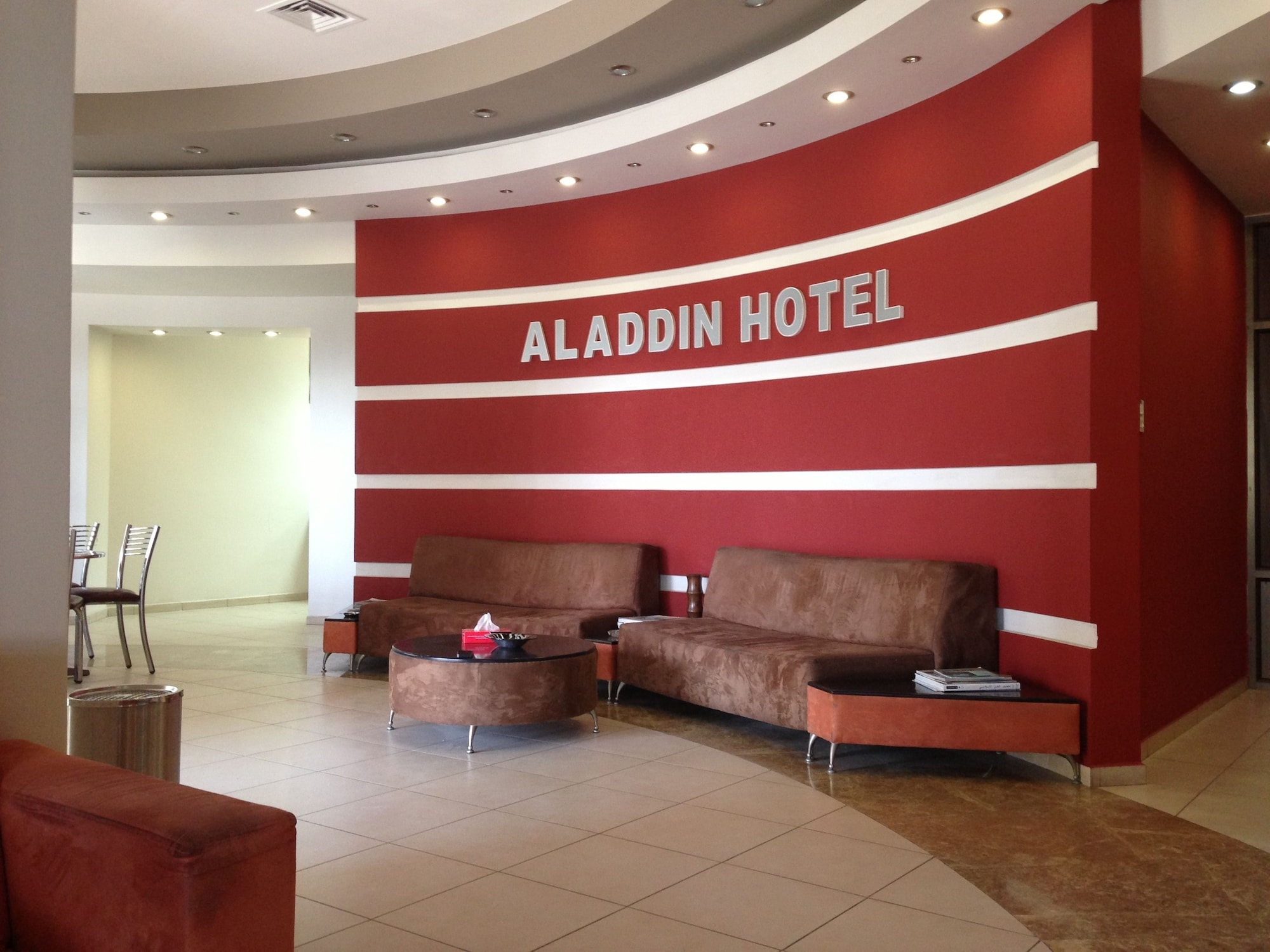 Aladdin Hotel, Ramallah and Al-Bireh