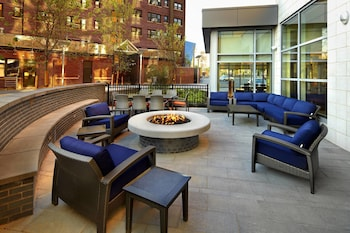 Hotel - Courtyard by Marriott Cleveland University Circle