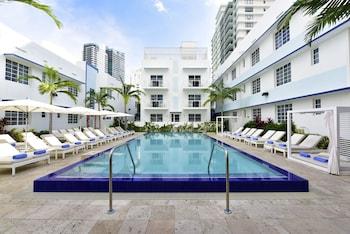 邁阿密佩斯塔納南海灘藝術裝飾飯店 Pestana South Beach Art Deco Miami