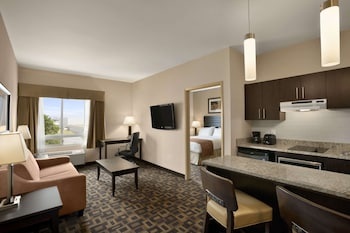 Suite, 1 King Bed, Non Smoking (One-Bedroom)