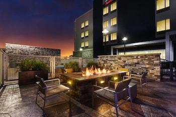 萬豪斯普林希爾米德蘭敖德薩套房飯店 SpringHill Suites by Marriott Midland Odessa