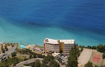 Caposkino Park Hotel - Aerial View  - #0