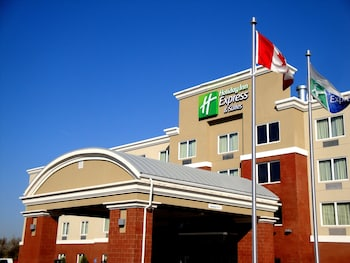 Hotel - Holiday Inn Express Hotel & Suites Fort Saskatchewan