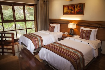 Double Room, 2 Twin Beds or 1 King Bed, River View