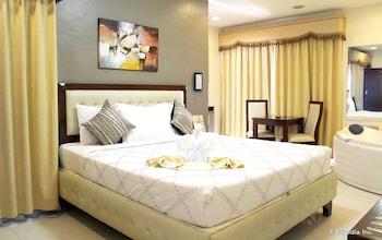 Devera Hotel Angeles Room