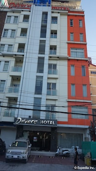 Devera Hotel Angeles Hotel Front