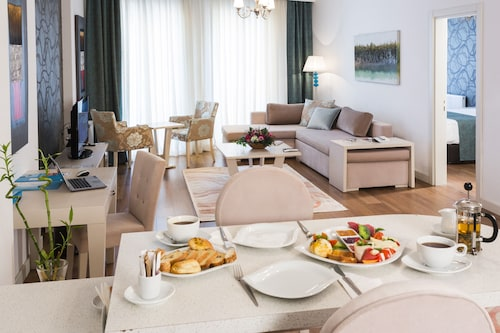 Turkuaz Suites, Beşiktaş