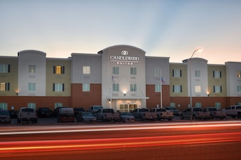 Hotel - Candlewood Suites Odessa