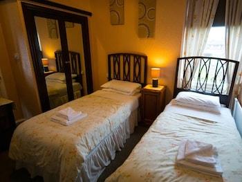 İki Ayrı Yataklı Oda, Banyolu/duşlu (room Only)