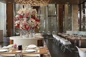 Solaire Hotel Manila Breakfast Area