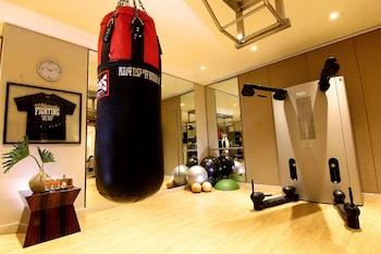 Solaire Hotel Manila Gym