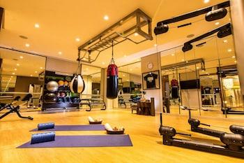 Solaire Hotel Manila Fitness Facility