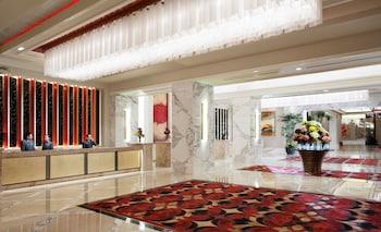 Solaire Hotel Manila Reception