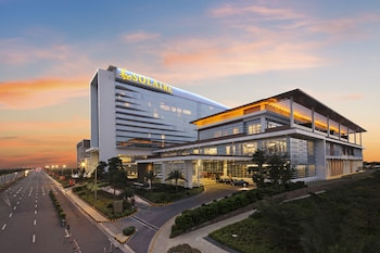 SOLAIRE RESORT AND CASINO Paranaque Manila