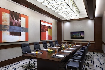 Solaire Hotel Manila Meeting Facility