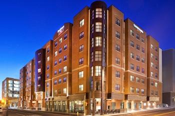錫拉庫茲市中心軍械庫廣場居家飯店 Courtyard Syracuse Downtown At Armory Square