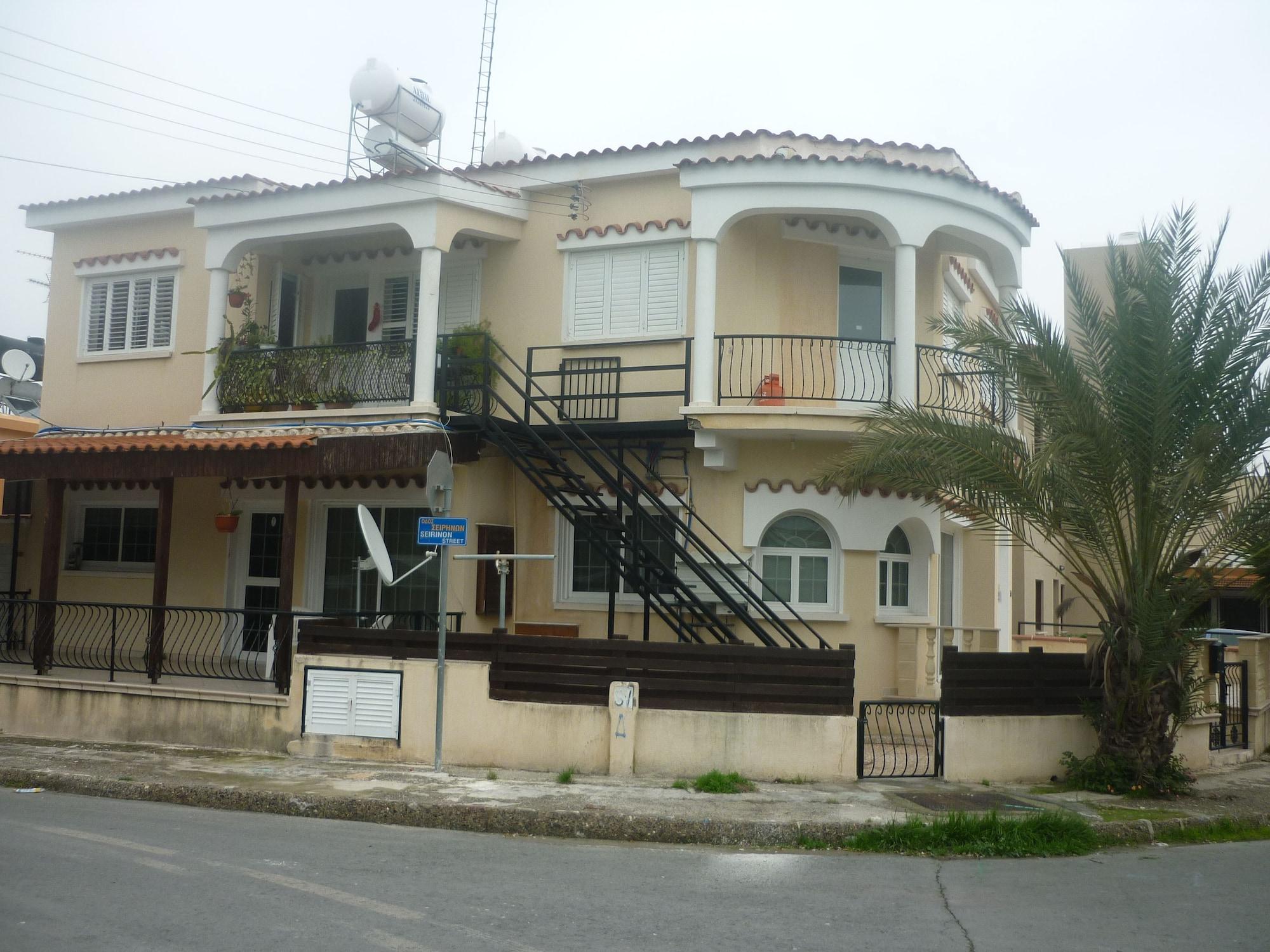 Larnaca Budget Residences,