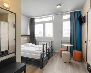 Hotel - a&o Frankfurt Galluswarte