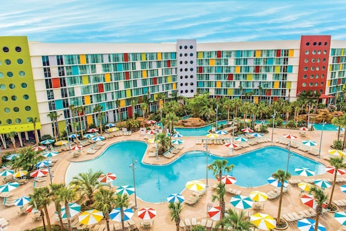 Universal's Cabana Bay Beach Resort, Orange