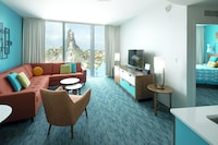 Volcano Bay View 2-Bedroom Suite