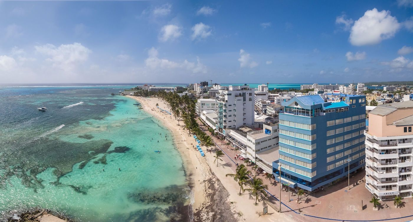 Hotel Calypso Beach, San Andrés