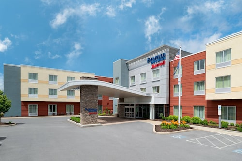. Fairfield Inn & Suites DuBois
