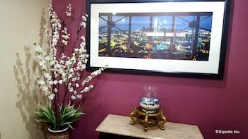 Lourdes Suites Makati Interior Detail