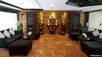 Lourdes Suites Makati Lobby