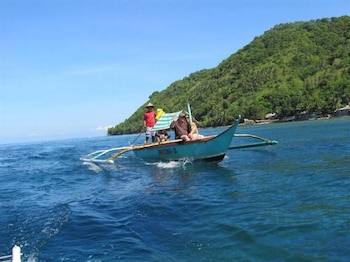 Ucoy Beach Resort Libertad Boating